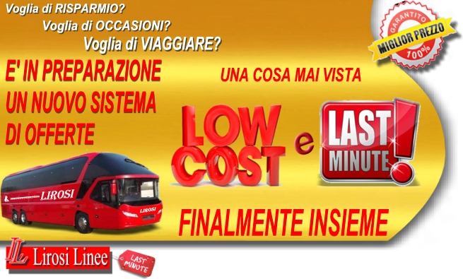 Low-Cost e LastMinute